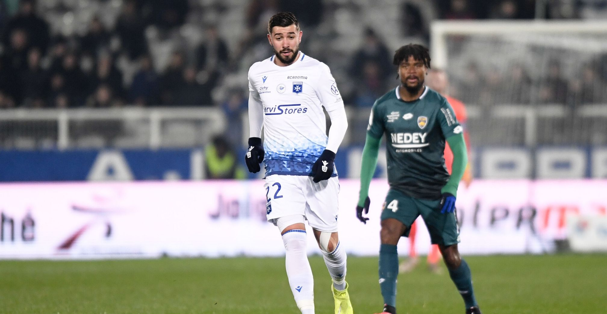 AJ Auxerre vs Clermont Foot Free Betting Tips