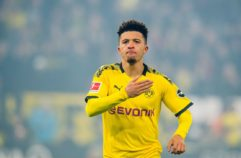 Jadon Sancho could liven up the English market this summer