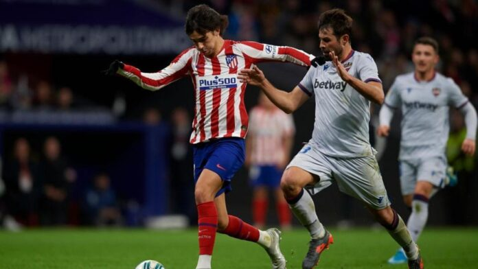 Levante vs Atletico Madrid Free Betting Tips