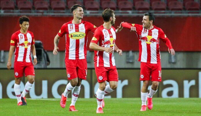 Salzburg vs Rapid Vienna Free Betting Tips
